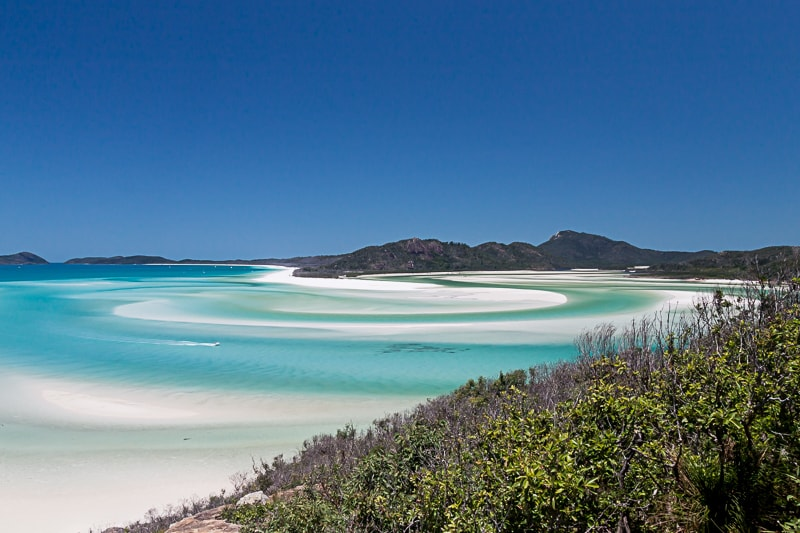 Traumhafes Wetter in den Whitsundays