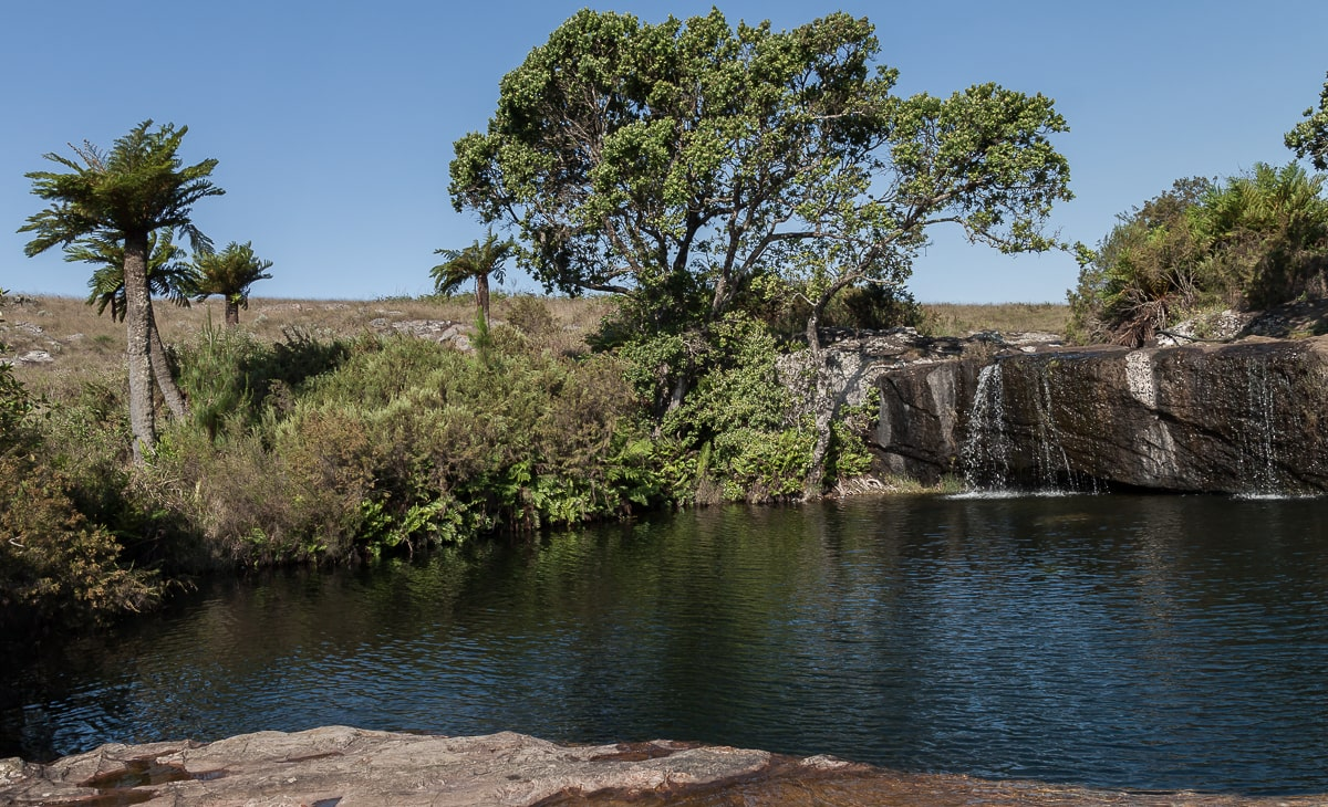 MacMac Pool im Blyde River Canyon Nature Reserve