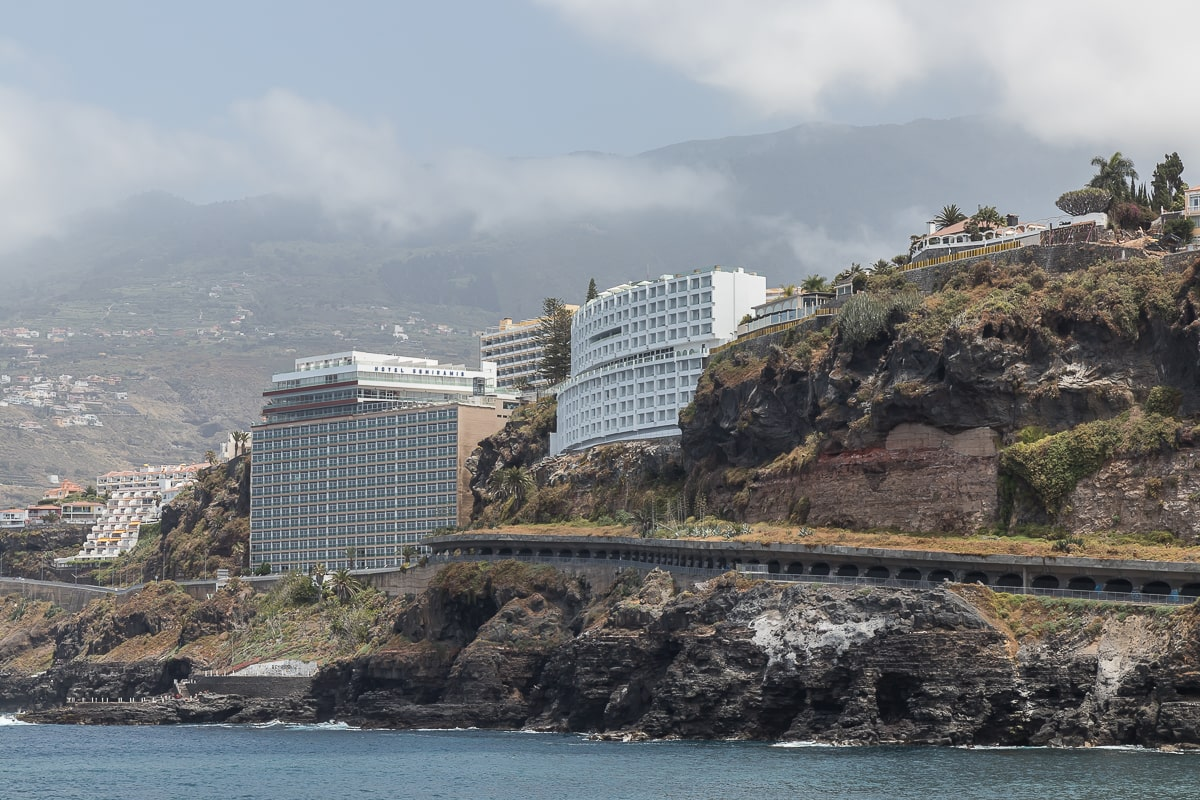 Das Hotel Atlantik Mirage in Puerto de la Cruz